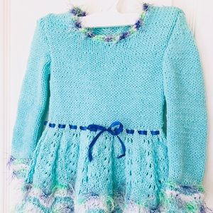 Girls' Clothing (newborn-5t) Sincere Boutique Baby Sara 2t Green Wool Skirt Darling Baby & Toddler Clothing